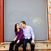 Stephanie & Hans Engagement :
